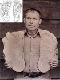 thanksgiving 1969 rene dahinden bigfoot researcher holding the