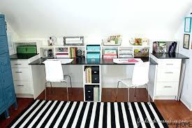 2 Person Computer Desk Desk 2 Person D Top U Shape Office Desk Workstationoveheard