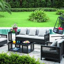 Cushion Covers For Patio Furniture by For Outdoor Patio Furniture Use Waterproof Fabric Decor Cushion