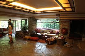 falling water floor plan frank lloyd wright falling water interior interior design