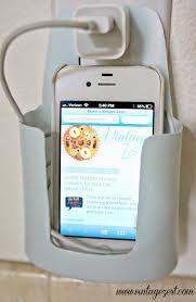 diy phone charger cell phone charger holder upcycled from a lotion bottle diane s