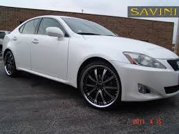 chrome lexus rims is savini wheels