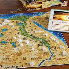 World Map Puzzles by National Geographic 4 D Ancient Civilizations Puzzles National
