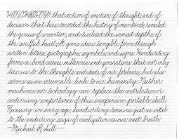 cursive writing samples laptuoso cover letter example