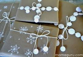 eco friendly wrapping paper eco friendly wrapping paper idea you can make mamaguru