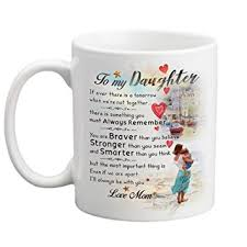 Wedding Gift Kl Amazon Com Gift For Daughter Mother Daughter Gift 11oz Cup