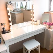 vanity desk with mirror ikea the best 100 vanity desk mirror with lights image collections