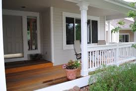 adding front porch ranch house home design ideas home plans