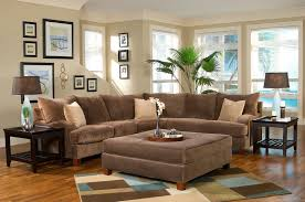 Leather And Microfiber Sectional Furniture Deep Sectional Sofa With Chaise Leather Sectional