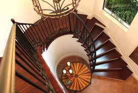 home interior stairs beautiful spiral staircase