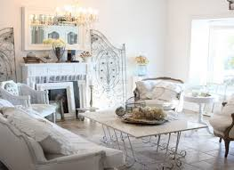 living room shabby chic decor for dining room with round back