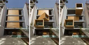 design a house a house with rotating rooms design