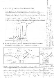 Science Worksheets Grade 7 2008 4th Quarter Assignments 8th Grade Earth Science