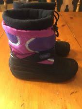 totes s winter boots size 11 totes velcro boots for ebay