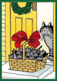 to eat them mousies kliban cat cat and cats