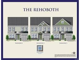 Oak Creek Homes Floor Plans by Sawgrass At White Oak Creek Rehoboth Beach Delaware Property Sales