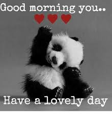 Have A Good Day Meme - good morning you have a lovely day love meme on me me