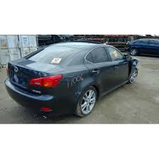 2006 lexus is250 parts 2006 lexus is250 parts car gray with gray interior 6 cylinder