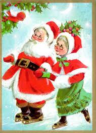 304 best mr u0026 mrs claus images on pinterest vintage christmas