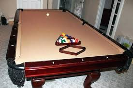 what is the height of a pool table what size is a regulation pool table regulation size pool table