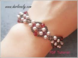 pearl bracelet designs images Best 25 pearl bracelets ideas freshwater pearl jpg