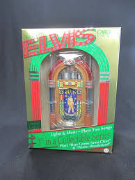 elvis 1997 carlton cards ornament new in box