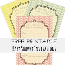 free baby shower invitations dancemomsinfo com