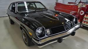 1976 chevy vega 1975 chevrolet vega cosworth 0735 4925 miles black 2 dr hatchback