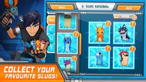 slugterra slugslinger showdown app store