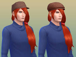 the sims 4 cc hair ponytail notegain s sims 4 creations