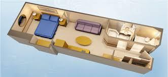 Disney Fantasy Floor Plan Disney Cruise Line Staterooms Deluxe Inside Stateroom