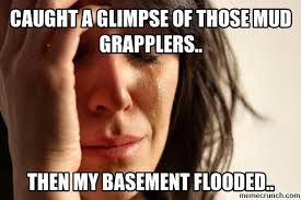 Flooded Basement Meme - grapplers