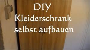 Wohnzimmerschrank Dodenhof Anleitung Kleiderschrank Aufbauen Schrank Zusammenbauen Möbel