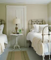 Shabby Chic Metal Bed Frame by 9 Metal Beds To Dream In Town U0026 Country Living