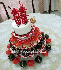 Penang Cakes Evadis Cakes Unique Wedding Cupcakes And Cakes