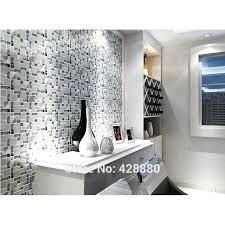 glass tile backsplash ideas bathroom bathroom backsplash ideas silver metal and glass tile ideas bathroom