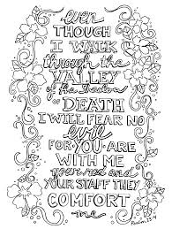 coloring pages for kids by mr adron printable page inside psalm