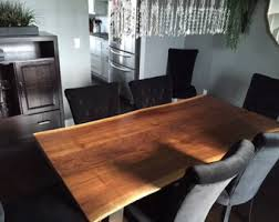 Walnut Live Edge Table by Live Edge Table Boardroom Table Conference Tables Black Walnut
