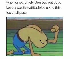 Stressed Out Memes - dopl3r com memes when ur extremely stressed out but u keep a