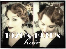 pixie hair cuts on wetset hair faux finger waving 1920 s 1930 s hair tutorial youtube