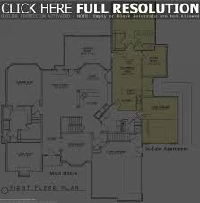 apartments small house plans with inlaw suite square foot in law