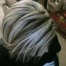 white hair with black lowlights love it hair pinterest hair coloring hair cuts and dark