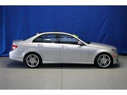 mercedes c300 amg wheels purchase used 2009 mercedes c300 sport panoramic roof