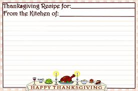 printable thanksgiving wishes recipe card belly bytes