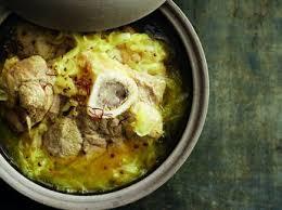 comment cuisiner le jarret de veau jarret de veau à la cocotte recettes femme actuelle