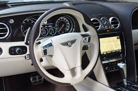 bentley steering wheel 2016 bentley continental gt v8 stock r246a for sale near chicago
