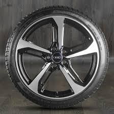 tyres for audi audi 19 inch rims tt tts ttrs 8j alloy wheels winter tyres