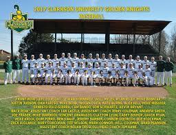Baseball Coach Resume Clarkson University Athletics