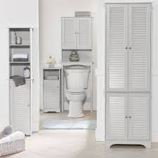 bathroom bathroom floor cabinet with white ceramic floor and