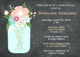 jar bridal shower invitations jar wedding invitations ryanbradley co